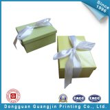 Yellow Color Paper Gift Packaging Box (GJ-Box131)