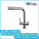 Sanitary Ware Manufacturer 3 Way Kitchen Water Tap