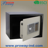 Electronic Digital Home Safe Box, Solid Steel Safety Box with 2 Bolts