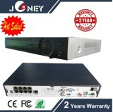 Standalone Realtime 8 Channel NVR 8CH Onvif Support 8CH 720p/960p/1080P