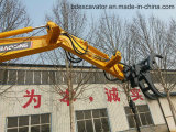 Small Multi-Purpose Wheel Excavators From Baoding Excavator Manufacturer