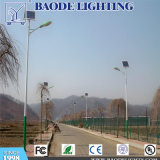 9m 80W Solar LED Street Lamp with Coc Certificate