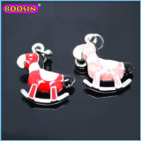 Fashion Alloy Material Rocking Horse Charm