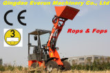 Qingdao Everun Brand CE Approved Small Front End Loader/Tractor /Digger