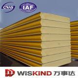Light Gauge Steel Structural PU/Polyurethane Sandwich Panel Design