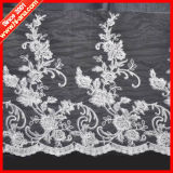 Familiar in OEM and ODM Top Quality Lace Embroidery Fabric