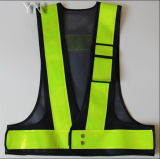 Reflective Safety Clothing, Reflective Jacket, Reflective Vest with High Visibility