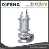 Non-Clog Stainless Steel Sewage Water Pump (CE Approved)