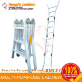 4*3 Workplatform Multi Purpose Ladder Aluminum Ladder