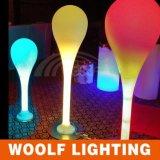Modern Design Rechargeable LED Luxury Floor Lamps