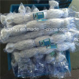 0.25mm Natural White Double Selvage Strong Fishing Net on Sale