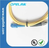 Telecommunication Fiber Optic Patch Cord FC-Sc