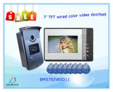 Low Price for Color Video Door Phone Doorbell with House Security