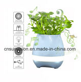Home Decoration Music Potted Plant Bluetooth Flowerpot