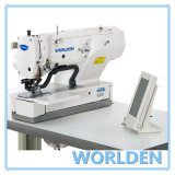 WD-1790S High Speed Computer Controlled Straight Button Holing Sewing Machine