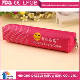 Wholesale Zipper Teenage Girls Cute Emoji Pencil Case for Kids