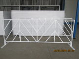 Line Control Barriers Barricade Fencing Metal Crowd Control Barriers