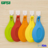 Silicone Kitchenware Factory Silicone Tray for Resting Kitchen Utensils
