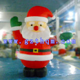 Inflatable Christmas Decoration Inflatable Santa Claus/Inflatable Cartoon for Outdoor Activity
