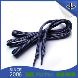 Flat Double Sides Printing Polyester Shoelaces for Sales
