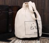Natural Cotton Canvas Tote Bag Reusable Ideal for Groceries, Shopping, School and Office Use
