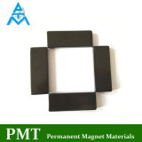 N48 Black Epoxy Smooth Neodymium Magnet with Praseodymium Dysprosium