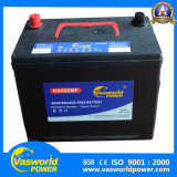 Heavy Duty 12V 60ah Maintenance Free DIN Car Battery with The Lowest Price