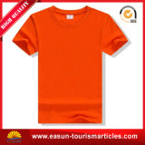 New Design T Shirt for Women with Short Sleeve