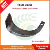 Farm Tractor Spare Parts Tiller Blade Rotary Tiller Blade Manufacturer