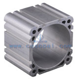 Pneumatic Cyliner Housing (With high quality aluminium 6063 6061 T5-T6)