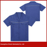 Guangzhou Factory Wholesale Cheap Work Apparel for Men and Women (W97)