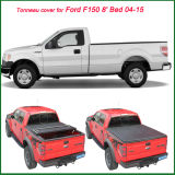 Hot Sale Custom Locking Bed Cover for Truck for Ford F150 8 FT Long Bed 04-15