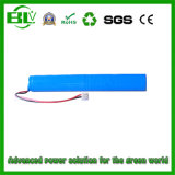 Factory Price DC 7.4V2600mAh10A Lithium Battery Pack for Beauty Equipment