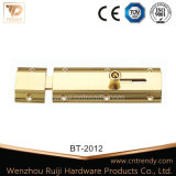 Door Hardware Brass Lock Bolt, Window Mouting Lever Bolt (BT-2012)