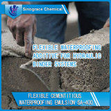 Excellent Waterproof Effect and Anti-Crack Acrylic Dispersion for Cement