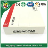Pop-up Aluminum Foil Sheets (alloy8011-O, Temper soft )