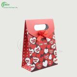2017 Gift White Paper Bag (KG-PB031)