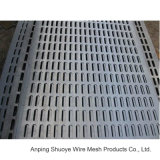 Corrugated Aluminum Perforated Metal Punched Mesh Sheet Plate