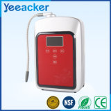 High-Tech LED Display Touch Cleaning System Alkaline Water Ionizer Machine