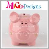 Newest Ceramic Arts Custom Coin Box Money Bank Piggy Bank