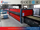 Southtech Continuous Flat Glass Tempering Line (LPG)
