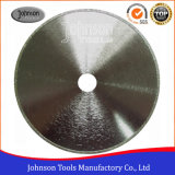 Od100mm Electroplated Diamond Saw Blade for Marble