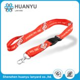 Wholesale Logo Printed Polyester Lanyard for Business