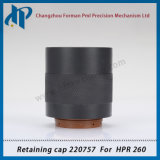 Retaining Cap 220757 for Hpr260xd Plasma Cutting Torch Consumables