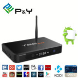 2016 Newest Android 5.1 Set Top Box T95 Max S905 2g 32g Quad Core Kodi16.0 Ott Set Top Box