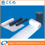 Absorbent White Medical Gauze Roll 100% Cotton