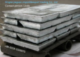 Zinc Ingots with Purity 99.995% (Super High Grade)