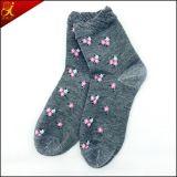 Popular Beautiful Custom Socks Polyster