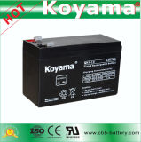 Good Quality VRLA Battery for Alarm System 7ah 12V