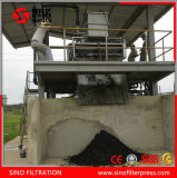 Belt Filter Press for Wastewater Slude Dewatering